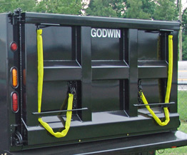 6 panel tailgate and additional LED lighting