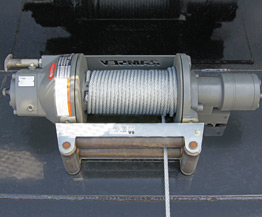 Planetary winch