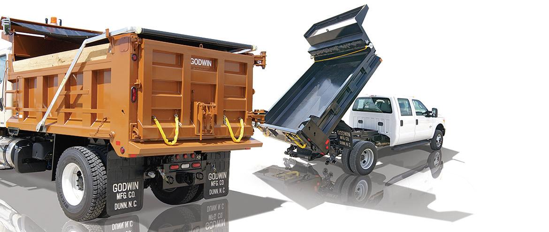 home rh godwinmfg com Heil Dump Body Tailgate Steel Dump Bodies